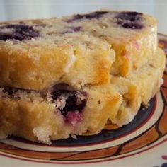 Lemon Blueberry Bread         #recipe  #juliesoissons