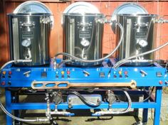 brew rig - Page 164 - Home Brew Forums. Beautiful powder coat, great setup