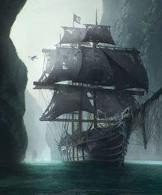 Ship Dan Cannonleg