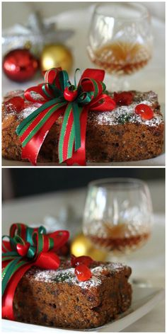 Moist Fruit Cake - traditional English, easy, and delicious fruit cake recipe with brandy. Age this fruit cake for a few days for an even better taste! Brandied Fruit Cake Recipe, English Fruit Cake Recipe, Moist Fruit Cake Recipe, Fruit Cake Loaf, Vegan Fruit Cake, Chocolate Fruit Cake, Fresh Fruit Cake, Fruit Cakes, Moist Christmas Cake Recipe