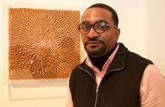 A Harlem artist who worked his family's way out of a homeless shelter with just some beeswax and a skillet is creating quite the 'buzz' in the modern art world. Meet LeRone Wilson.