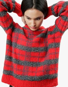 Wool and the Gang's Teen Spirit Sweater  #alliwoolforchristmas #christmaswishlist #woollydreaming
