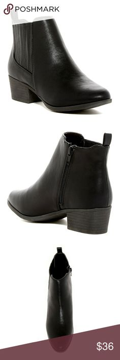 New in box Madden girl ankle boots Literally just came in the mail; turns out I have a similar  pair. Selling these cute ankle boots for cheap! Madden Girl Shoes Ankle Boots & Booties