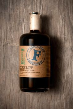 FireLit coffee Liqueur | PSSSST Food & Beverage Trends and Innovation