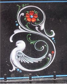 Part of norsk sleeve