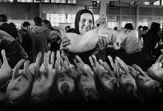 Cristina Garcia Rodero: #GEORGIA. #Tbilisi market. 1995
