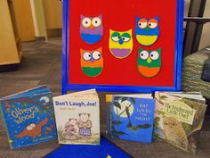 Fun with Friends at Storytime: Nocturnal Animals