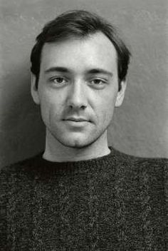 Kevin Spacey, 1986 - Andrew Brucker