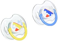 Philips AVENT BPA Free Fashion Infant Pacifier 06 Months 2 Pack Colors may vary *** Click on the image for additional details.Note:It is affiliate link to Amazon.