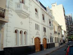 Calle Gorostiaga, Colegiales