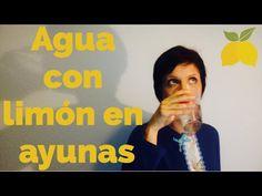 ¿Por qué es bueno beber agua con limón en ayunas? | Salud