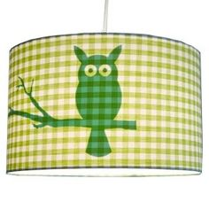Lamp Uil Lime