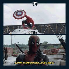 Trailer 2 de Capitão América: Guerra Civil da Marvel - Homem Aranha GIF