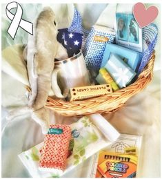 Advice On How To Put Together A Chemo Care Package My Mom Is