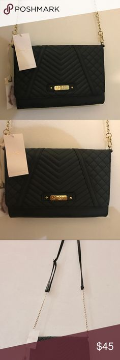 New Jessica Simpson Crossbody body bag 😍 New Jessica Simpson Crossbody body bag 😍  great for a night out and perfect size fits iPhone 7 plus and very spacious. No Trade. Jessica Simpson Bags Crossbody Bags