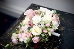 Brides bouquet from The Flowersmiths