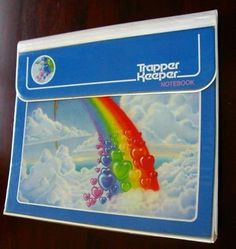 Who remembers Trapper Keepers? LOL