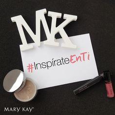 ¿Qué es lo que más te inspira de ti para iniciar la semana? #InspírateEnTi #FelizLunes