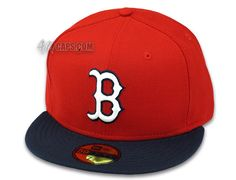 1dac6d95c40bd Boston Red Sox 1999 2000 Alternate 59Fifty Fitted Baseball Cap by NEW ERA x  MLB