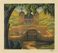 Willard Clark - Santuario de Chimayo