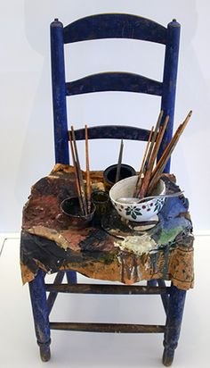 Chaise palette de Picasso Picasso, Rocking Chair, Paris, Home Decor, Chair Swing, Montmartre Paris, Decoration Home, Room Decor, Rocking Chairs