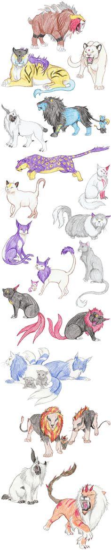 Cat Pokemon by DragonlordRynn on deviantART