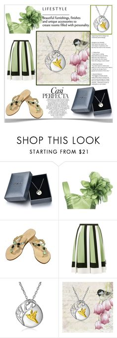 """""""Life is beautiful"""" by kiveric-damira ❤ liked on Polyvore featuring Bambah, Valentino and Whiteley"""