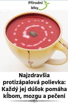Najzdravšia protizápalová polievka: Každý jej dúšok pomáha kĺbom, mozgu a pečeni