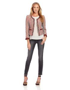 Yoana Baraschi Women's Murano Baby Tweed Jacket - List price: $411.70 Price: $140.29 + Free Shipping
