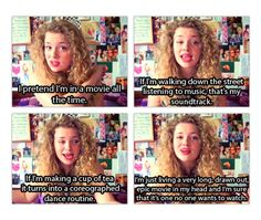 Carrie hope fletcher (itswaypastmybedtime) I think that's her name on youtube
