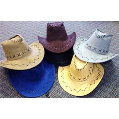 1e3e46be94a80 31 Great Cowboy Straw Hats with your Company Logo images