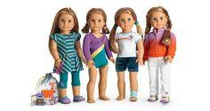 american girl doll mckenna brooks starter colection | McKenna Brooks: American Girl of the Year 2012