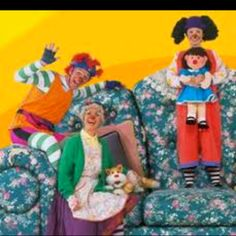 You're a true 90's kid if you remember The Big Comfy Couch! I'm not gonna lie, I loved this show as a kid hahaha