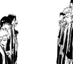 Kubo Tite, Manga Anime, Anime Art, Simple Anime, Harry Potter, Bleach Characters, Bleach Manga, Shinigami, Manga Illustration
