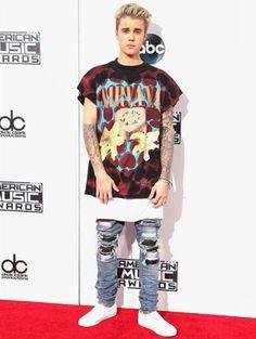 Justin Bieber @2015 AMAs