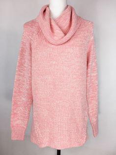 5990884c28b Women s Size Medium Croft   Barrow Long Sleeve Pullover Sweater Top Shirt