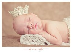 Simple newborn props