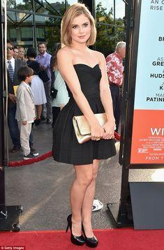 "Rose McIver (2014 L.A. ""Wish I Was Here"" premiere)"