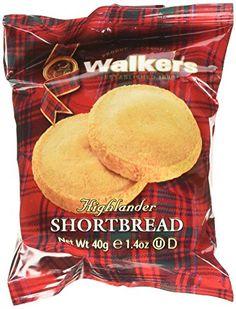 ***Walkers Shortbread Highlanders