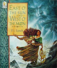 East O' the Sun and West O' the Moon, illustrated by Irish artist PJ Lynch. A timeless Cupid and Psyche type romance story. Definately not your typical childrens' book and absolutely gorgeous attention to detail. East Of The Sun, Moon Book, Snow Maiden, Childrens Books, Book Art, Fairy Tales, Illustration Art, Book Illustrations, Snow Queen