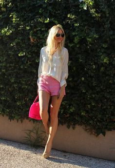 Zara  Shorts, Furla  Bags and Betsey Johnson  Heels / Wedges