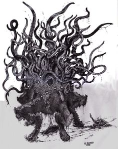 Dark Young of Shub Niggurath