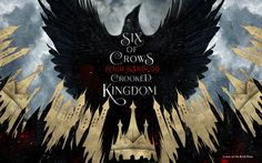 Six of Crows and Crooked Kingdom combined