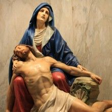 Pieta (one of the most beautiful i've ever seen)
