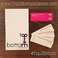 Top bottom game
