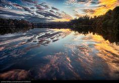 Reflection of rays by Nathaniel Gonzalez | North Carolina