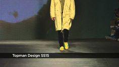 Watch the Topman Design catwalk show for spring/summer 2015