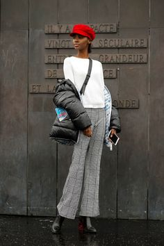 Streetfashion Paris Haute Couture SS2018, Day 02