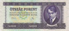 Endre Ady on a Hungarian banknote from Nemzeti Bank (Hungarian National Bank) - scan of a Hungarian forint - obverse.CC BY-SA 500 1975 obverse.jpgCreated: 28 October this interface Legal Tender, Comedy Central, Budapest, 1, Money, History, Pictures, Banknote, Hungary