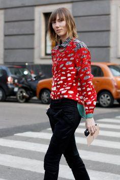 madrid street style | Madrid is Fashion: Street Style 2012